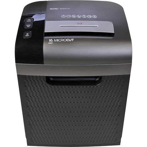 ROYAL 16 Sheet Commercial Cross Cut Paper Shredder 16MX - Super Bargain UK LTD