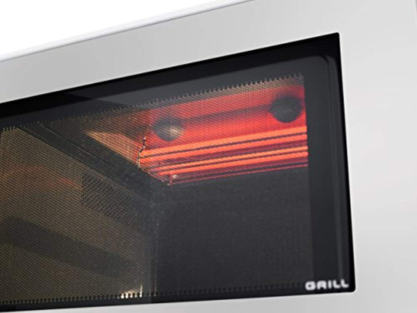Panasonic NN-GD37HSBPQ Inverter Microwave Oven with Grill, 23 Litre, 1000 W, Stainless Steel - Super Bargain UK LTD