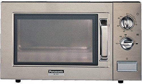 Panasonic NE-1027 Commercial Microwave, 1000W - Super Bargain UK LTD