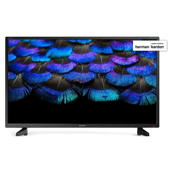 Sharp LC-32HI3221K 32 Inch HD Ready LED TV with Freeview HD - Black [Energy Class A+] - Super Bargain UK LTD