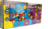 The Learning Journey Techno Gears 2 Pack Set - Wacky Robot & Aero Trax Plane - Super Bargain UK LTD