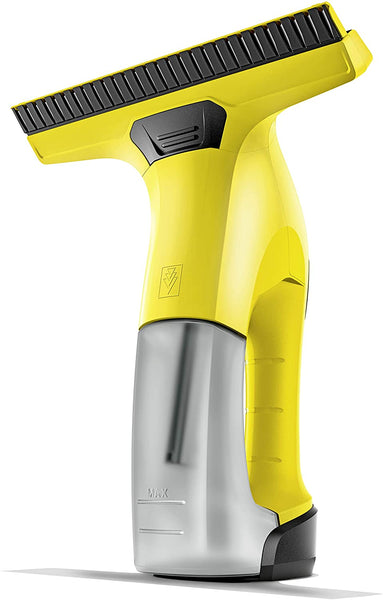 Kärcher  WV 6 Plus N Window Vac, 10 W, 240 V, Yellow/Black