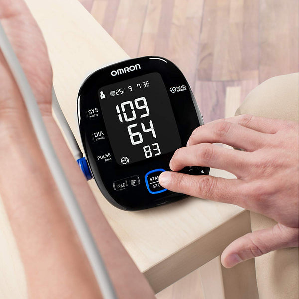OMRON MIT5s Connect Upper Arm Blood Pressure Monitor - Super Bargain UK LTD