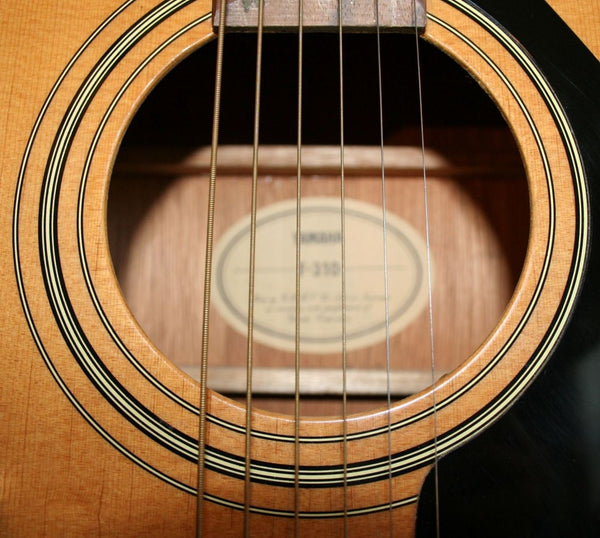 Yamaha F310 Acoustic Guitar Pro Pack - Super Bargain UK LTD