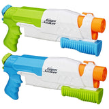 Super Soaker B1218EU5 SOA Scatterblast 2 Pack, Multi-Colour - Super Bargain UK LTD