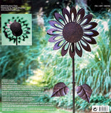 Southern Patio Sunflower windspinner Wind Spinner-73 Tall - Super Bargain UK LTD