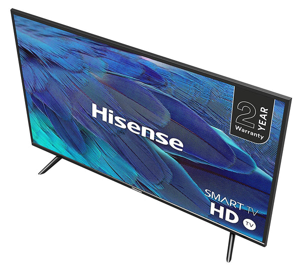 Hisense H32B5600UK 32-Inch HD Ready Smart TV with Freeview Play (2019) [Energy Class A] - Super Bargain UK LTD