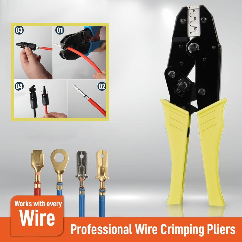 Wire Crimpling Pliers