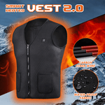 USB Smart Heated Vest