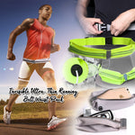 Water-Resistant Invisible Ultra-Thin Running Belt Waist Pack