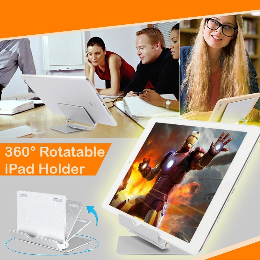 360 Degree Rotatable Tablet Holder