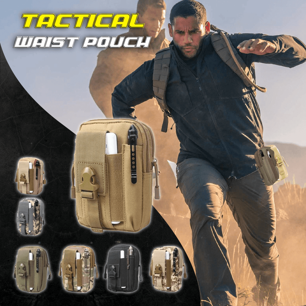 Tactical Waist Pouch