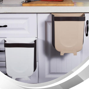 Foldable Hanging Waste Bin