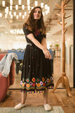 Black Banjara Dress