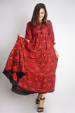 Banjara Layered Dress - Threeness Designs