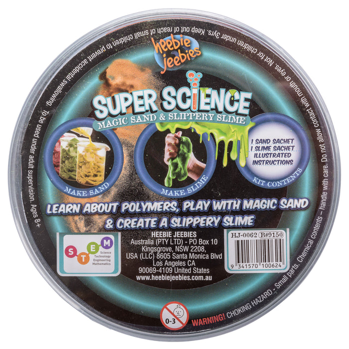 Super Science