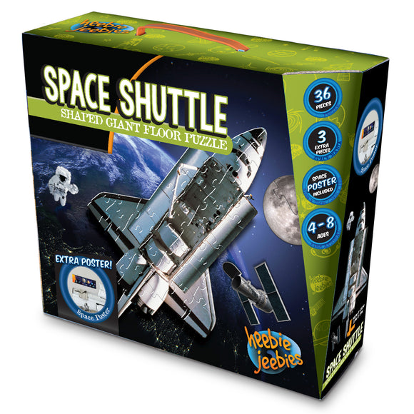 Space Shuttle Floor Puzzle
