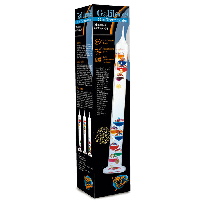 Galileo Thermometer -44cm US