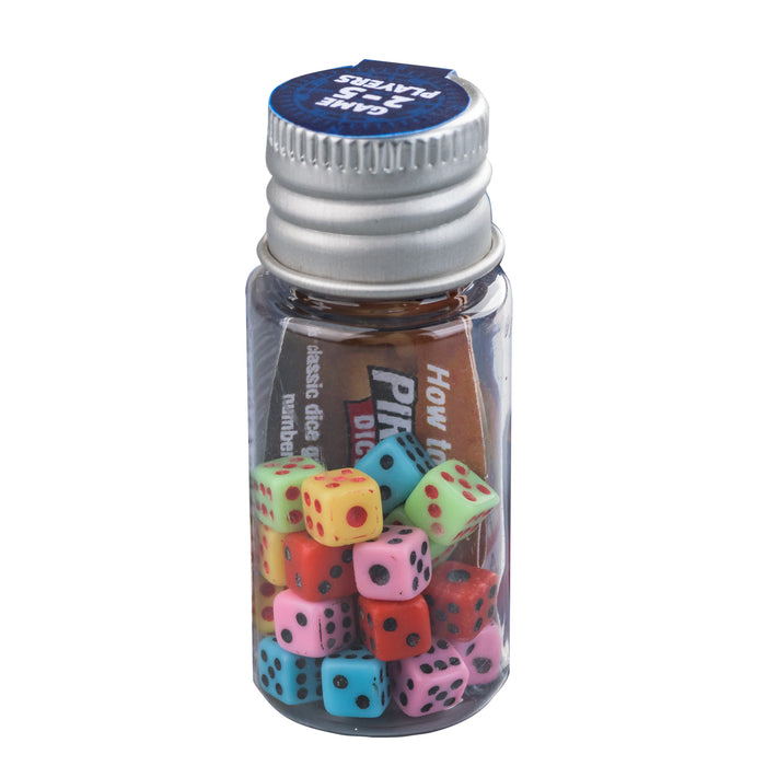 Pirate Dice Bottle