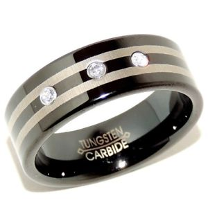 Tungsten Ring Style 36