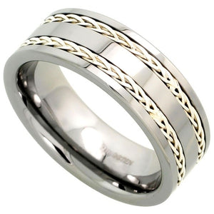 Tungsten Ring Style 17