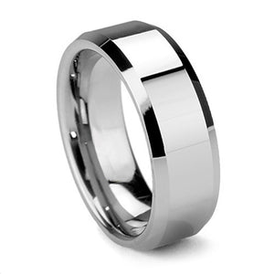 Tungsten Ring Style 33