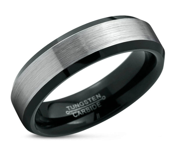 Tungsten Ring Style 34