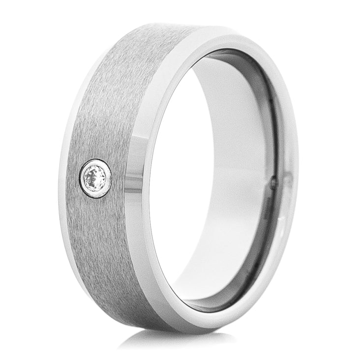 Tungsten Ring Style 4