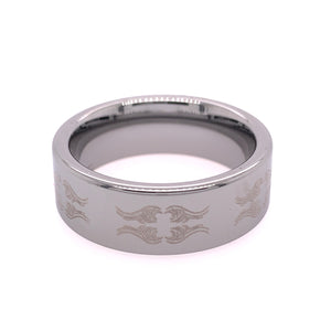 Tungsten Ring Style 12