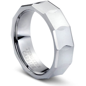 Tungsten Ring Style 13