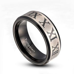Tungsten Ring Style 16
