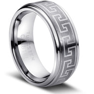 Tungsten Ring Style 19
