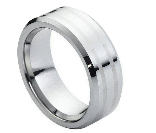Tungsten Ring Style 29
