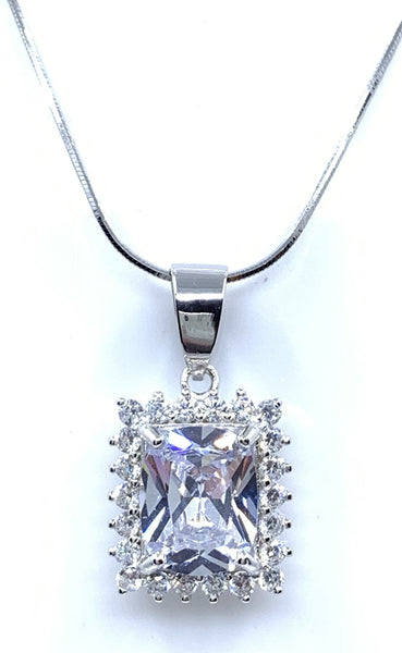 Breathtaking Crown Royal Pendant