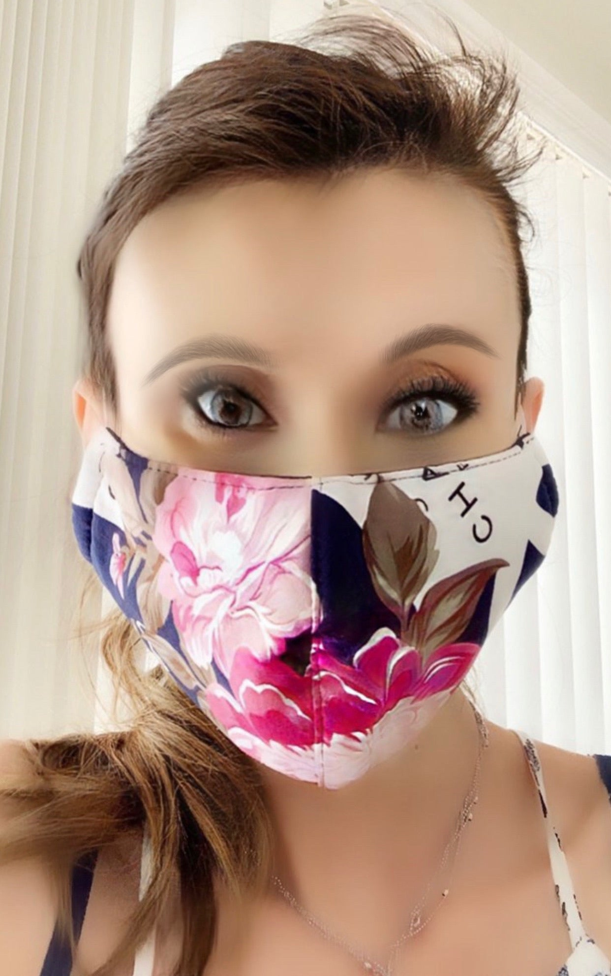 Stop The Spread Fashion Mask Style FCL