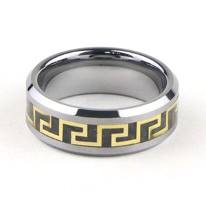 Tungsten Ring Style 10
