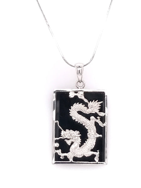 Dragon Onyx Pendant
