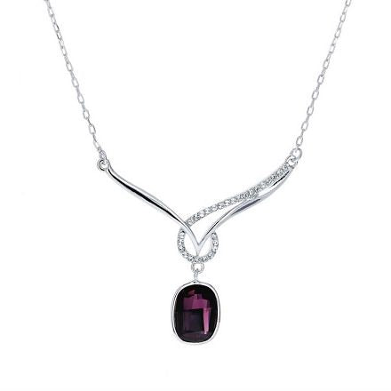 Celebrity Night Swarovski Necklace
