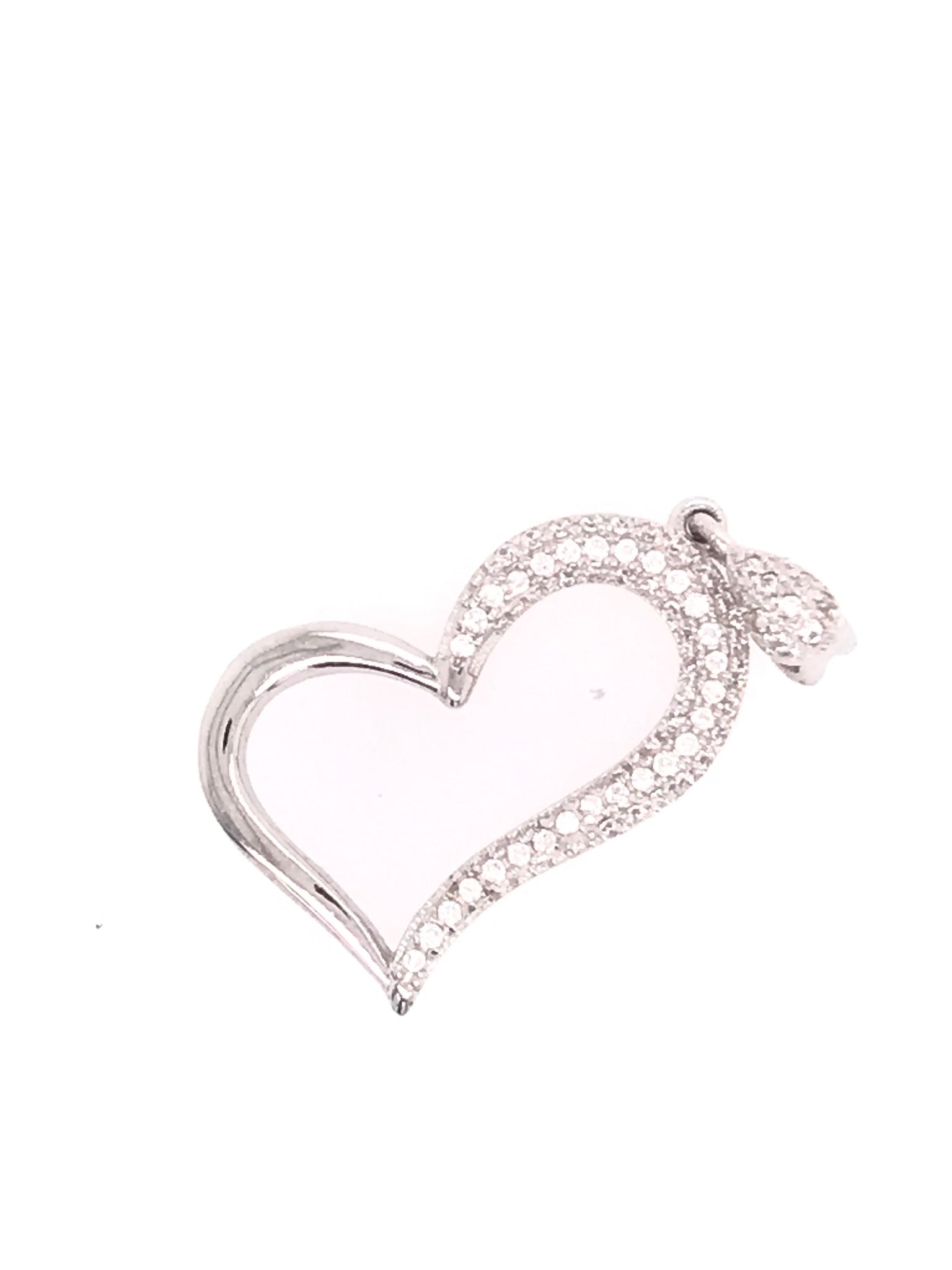 Sweet Heart Shape Pendant