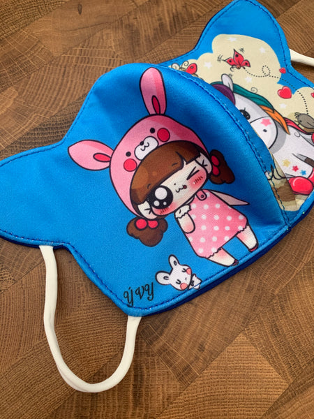 Super Cute Children Face Mask