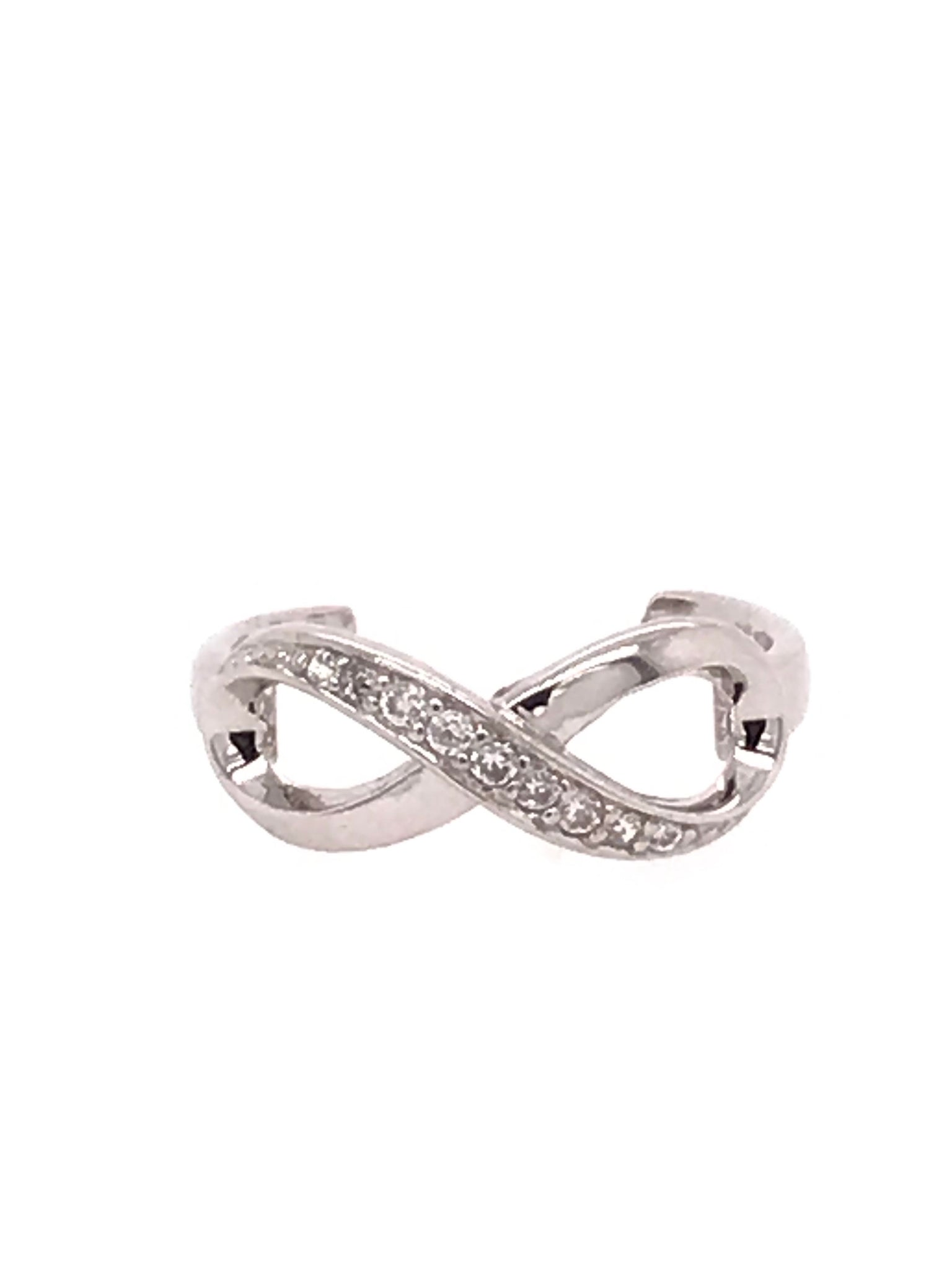 Infinity Adjustable Toe Ring
