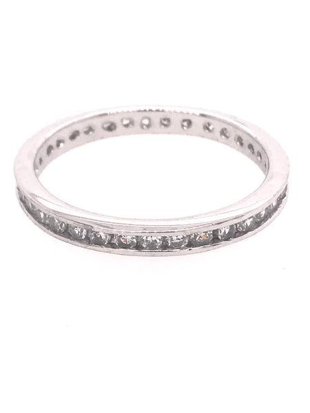 Forever Round Eternity Band