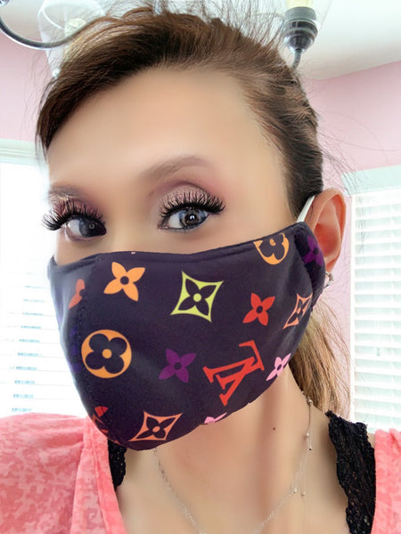 Go Fashion Forward Face Mask