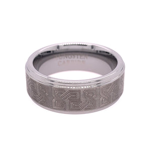 Tungsten Ring Style 32