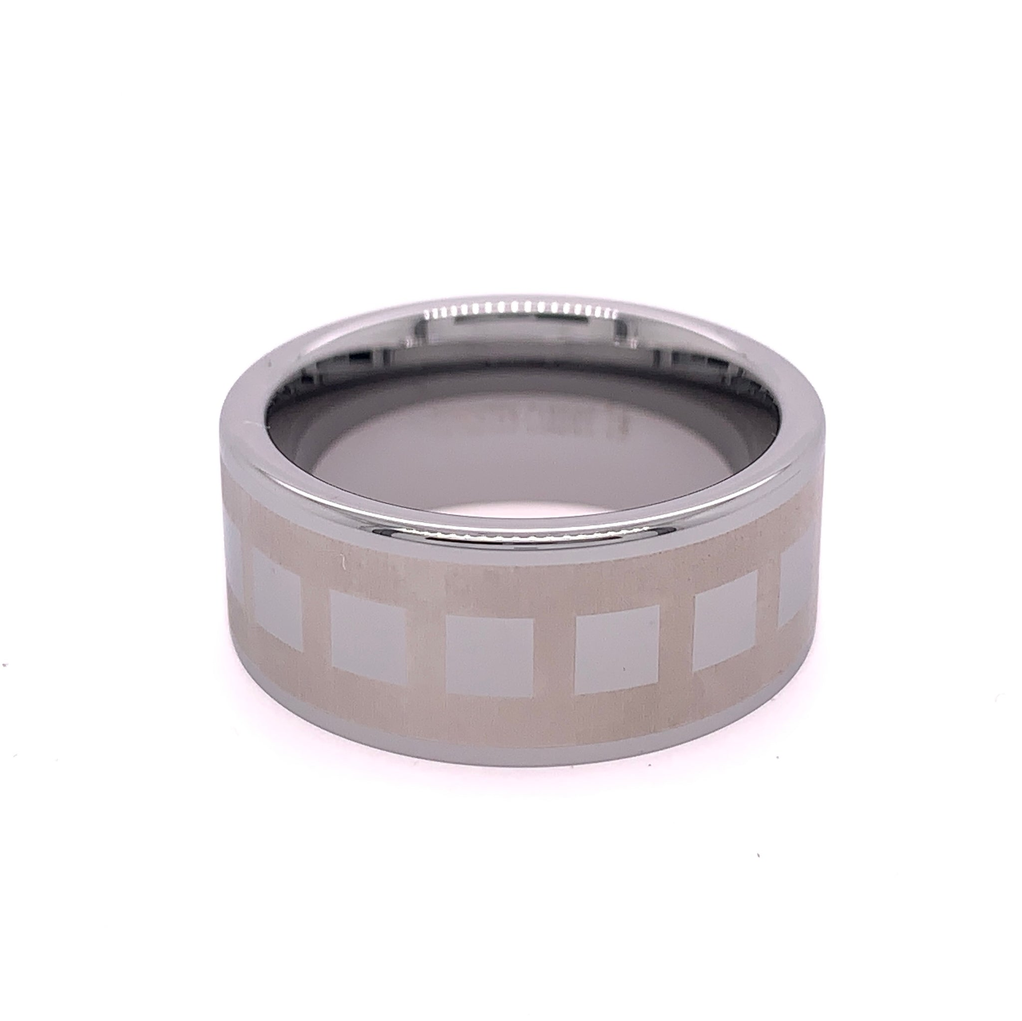 Tungsten Ring Style 30