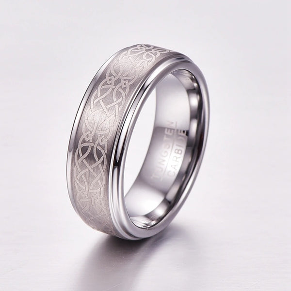 Tungsten Ring Style  5