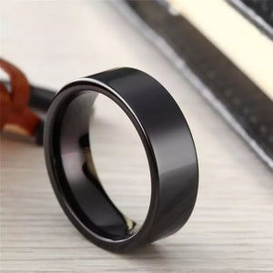 Tungsten Ring Style 15