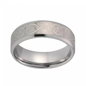 Tungsten Ring Style 8