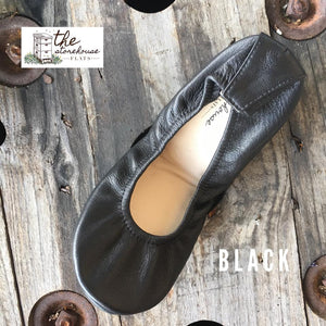 Storehouse Flat - Black