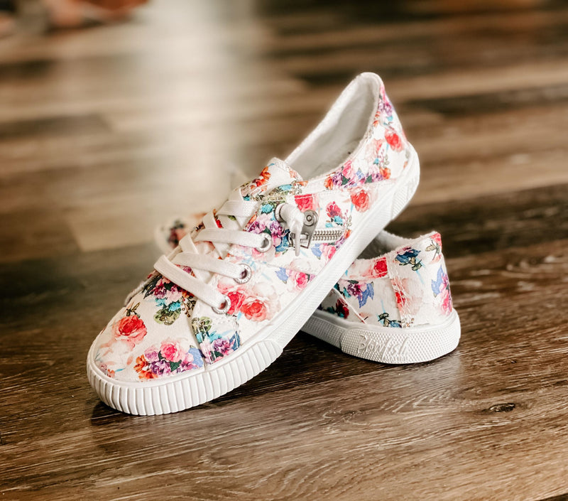 Meadow Of Blooms Shoe
